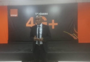 M. Abdramane Diallo, Directeur Marketing de Orange Burkina